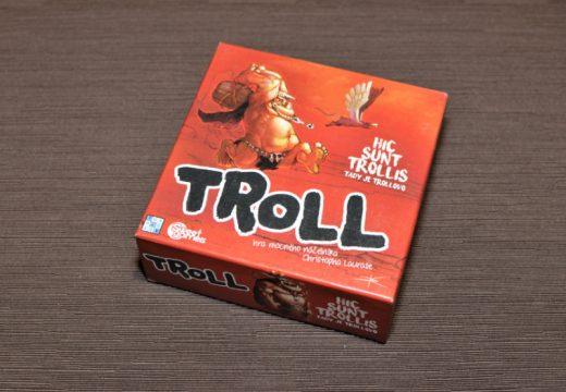 Troll je malá hra s velkou interakcí mezi hráči