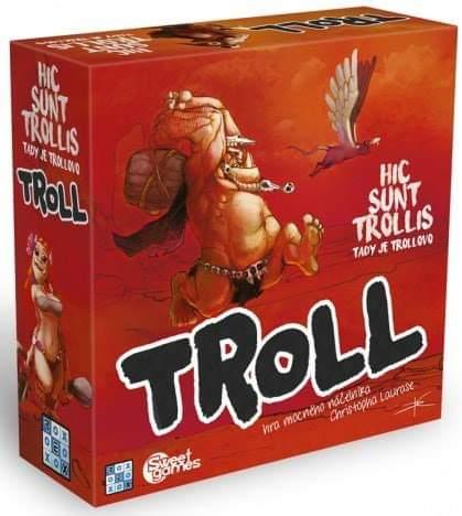 REXhry již mají skladem novinku Troll