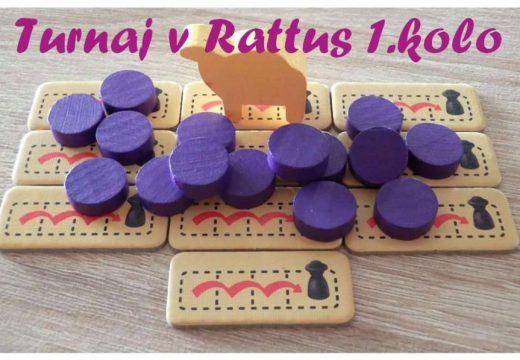 Pozvánka: V září začíná Rattus Tour