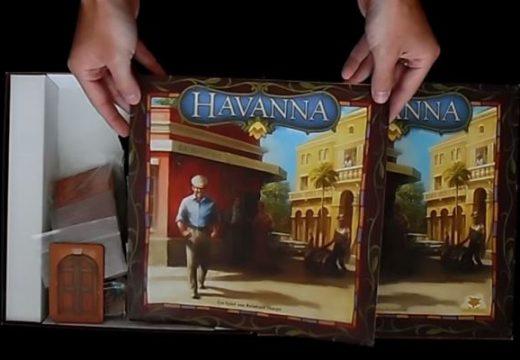 Pelly představuje hru Havana