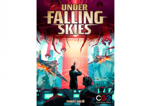 MindOK vydá sólovou strategii Under Falling Skies