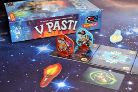 V pasti je nová původní česká slovní hra ve fantasy hávu