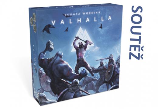 Soutěž o hru Valhalla