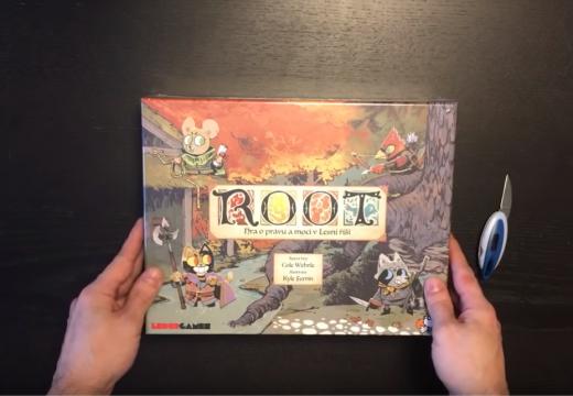 Fox in the Box představuje hru Root