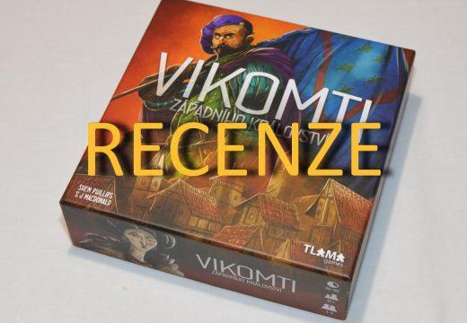 Recenze: Vikomti Západního království