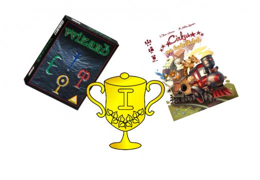 Kdo zvítězil v soutěžích o hru Wizard a Cirkus na kolečkách