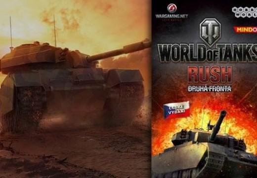 Druhá fronta pro World of Tanks byla otevřena