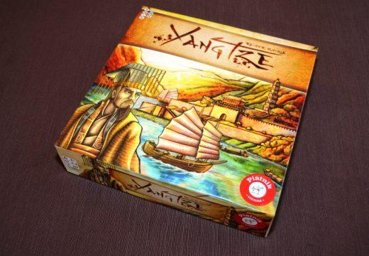 Ve hře Yangtze budete obchodovat ve starověké Číně