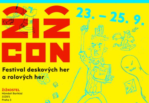 Pozvánka: Koncem září můžete vyrazit na ŽižCon