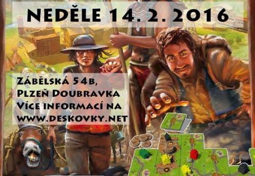 Pozvánka: Turnaj ve hře Carcassonne: Zlatá horečka