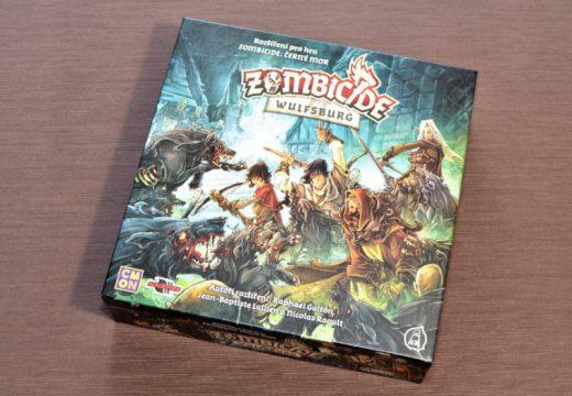 Wulfsburg obohacuje hru Zombicide: Černý mor o vlky a nové scénáře
