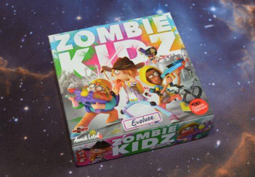 Recenze: Zombie Kidz – Evoluce