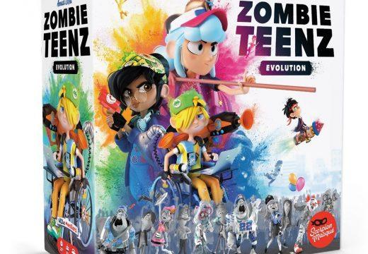 Zombie Teenz naváže na Zombie Kidz