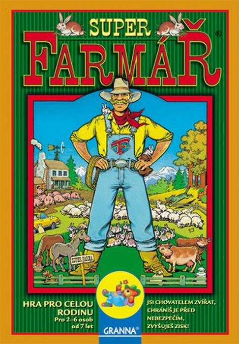 Super farmář - krabice