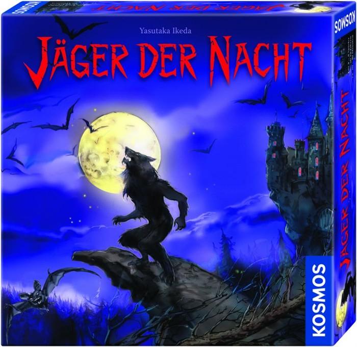 Krabice - německé vydání