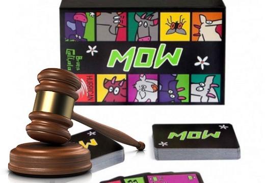 Dražba hry Mow