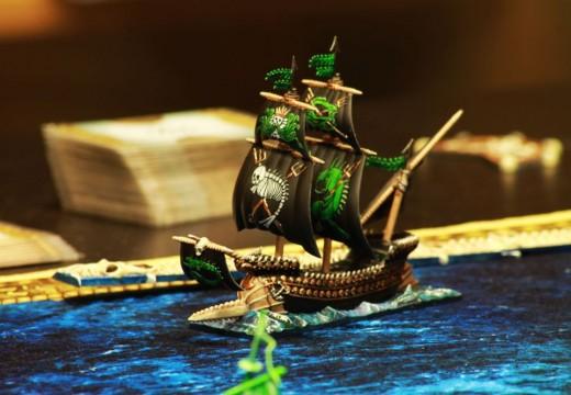 Dreadfleet aneb velké dobrodružství na mořských vlnách