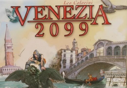 Zachraňte poklady z potápějících se Benátek