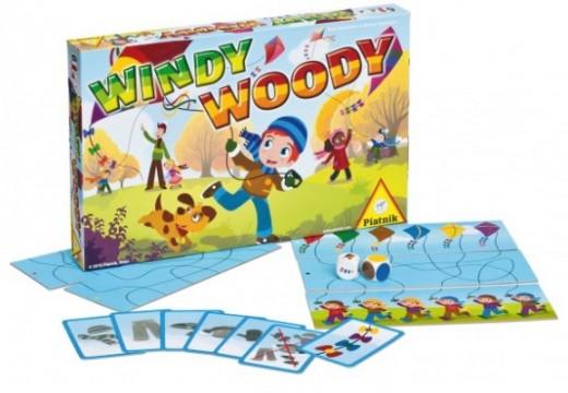 Windy Woody je nová postřehová hra s draky