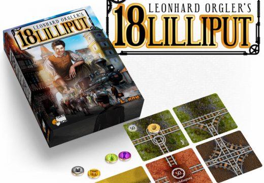 Hra 18Lilliput je na Kickstarteru také v češtině, můžete ji podpořit
