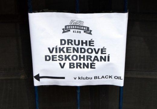 Víkend v Brně patřil deskovkám