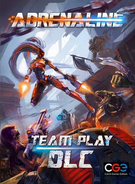 MindOK má skladem Adrenaline: Team Play DLC