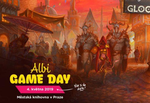 Přijďte 4. května na Albi Game Day