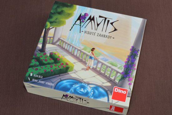 Vybudujte visuté zahrady pro Amytis
