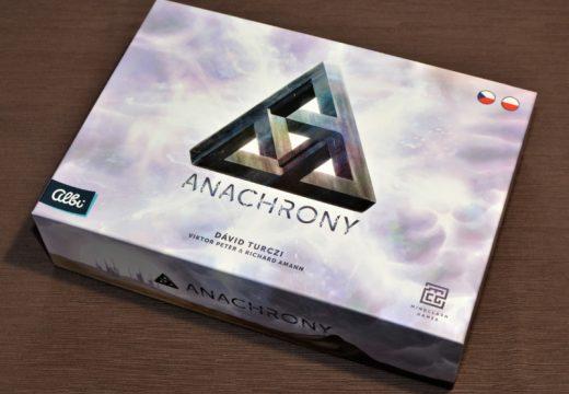 Anachrony je propracovaná strategická hra pro nejnáročnější hráče