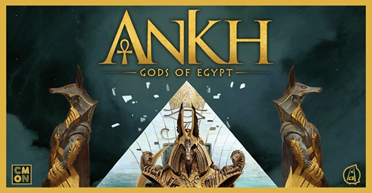Trilogii Erica M. Langa uzavře Ankh: Gods of Egypt