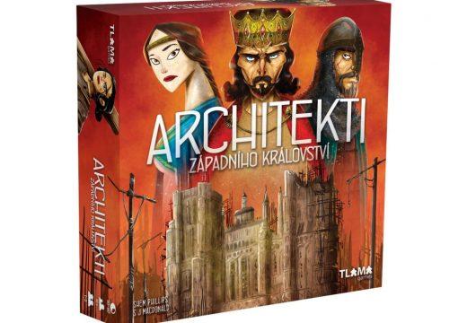 Tlama games chystá Architekty Západního království