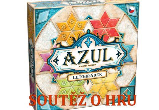 Soutěž o hru Azul: Letohrádek