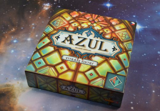 Nová hra Azul: Vitráže Sintry se povedla