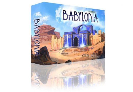 Tlama games připravuje Babylonii od Knizii