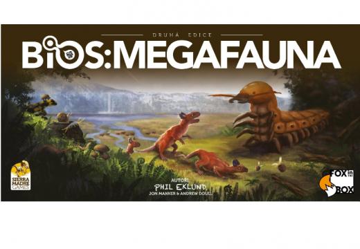 BIOS pokračuje Megafaunou, předobjednávka je otevřena
