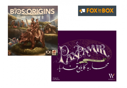 Dočkáme se i her Pax Pamir a BIOS: Origins