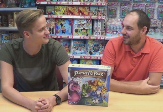Ultimate Blackfire Challenge představuje hru Fantastic Park (#20)
