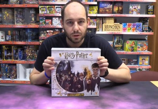 Blackfire chystá Harryho Pottera, Pack-Mana a hru Dice Upon a Time