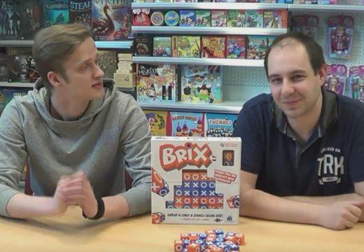 Ultimate Blackfire Challenge představuje hru Brix (#3)
