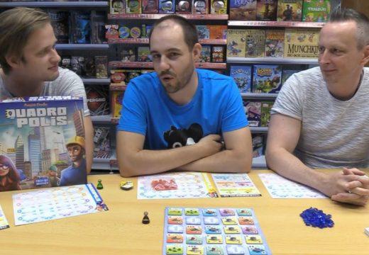Hraj TV představuje hru Quadropolis