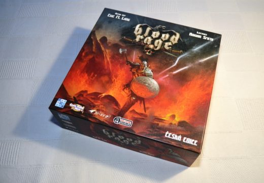 Vikingové z Blood Rage mohou ovládnout vaše stoly