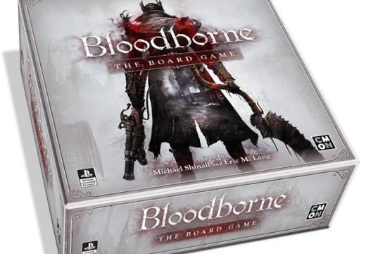 Na Bloodborn se můžete těšit  v podobě deskovky