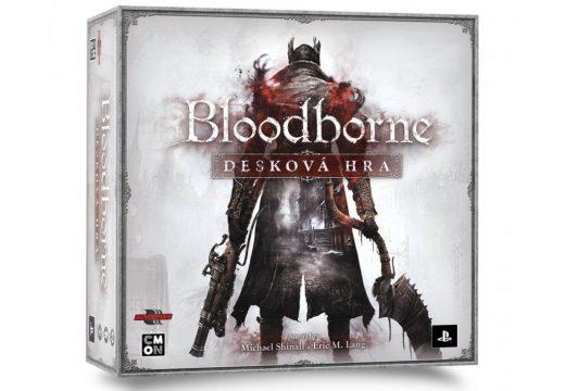 Temná kooperativní deskovka Bloodborne již dorazila