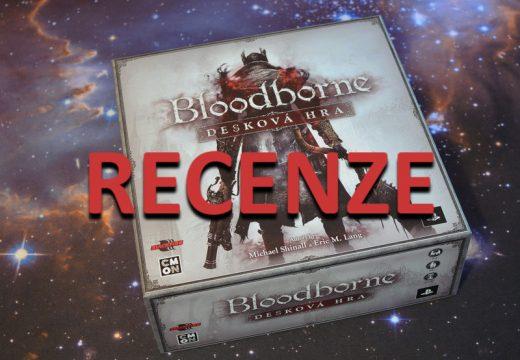 Recenze: Bloodborne – desková hra