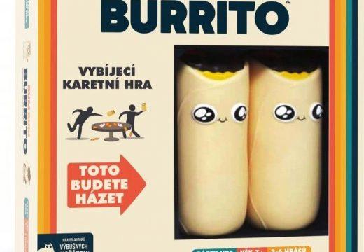 Bum Bum Burrito je nová akční párty hra