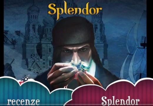 Videorecenze hry Splendor pro tablet