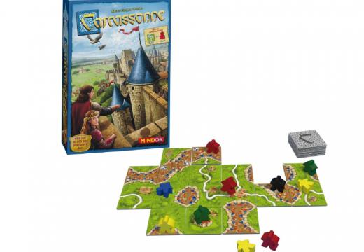 Jak se hraje Carcassonne