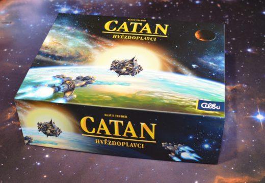 Vylepšený Catan: Hvězdoplavci dává hře nový rozměr