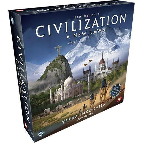 Terra Incognita rozšíří hru Civilizace: Nový úsvit