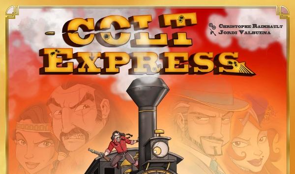 Přijel Colt Express